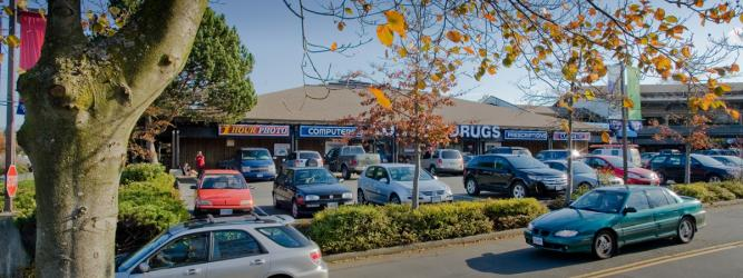 Leasing opportunities in Saanich Centre - Victoria BC
