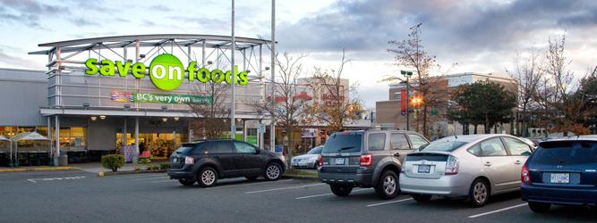 Leasing opportunities in Saanich Plaza - Victoria BC