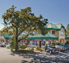 Royal Oak Shopping Centre site map - Victoria BC